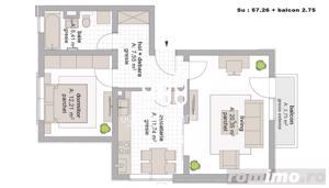 Apartament 4 camere pe doua niveluri INTABULAT zona Pictor Brana - imagine 6
