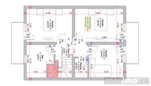 Duplex modern cu compartimentare practica Calea Cisnadiei - imagine 3