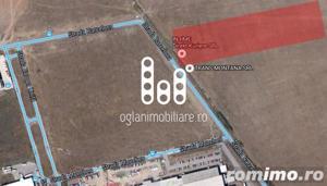 Teren de vanzare in Zona Industriala Vest 60000 mp - imagine 1