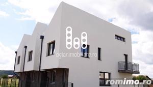 Casa triplex in Selimbar la pret de Apartament - Intabulate - imagine 14