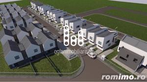 Casa triplex in Selimbar la pret de Apartament - Intabulate - imagine 15