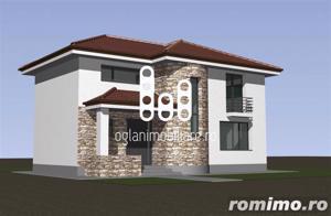 Casa Individuala 350 mp curte Calea Cisnadiei Padurea Dumbrava - imagine 3
