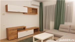 PF inchiriez ap.2 camere, mobilat si utilat complet, CT, AC, Et.1, Loc Parcare, Greenfield-Baneasa - imagine 2
