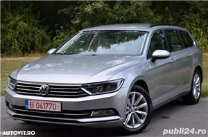 VOLKSWAGEN PASSAT 2.0 TDI 150 CP EURO 6 an 2015 - imagine 1