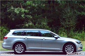 VOLKSWAGEN PASSAT 2.0 TDI 150 CP EURO 6 an 2015 - imagine 5