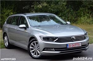 VOLKSWAGEN PASSAT 2.0 TDI 150 CP EURO 6 an 2015 - imagine 2