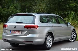 VOLKSWAGEN PASSAT 2.0 TDI 150 CP EURO 6 an 2015 - imagine 4