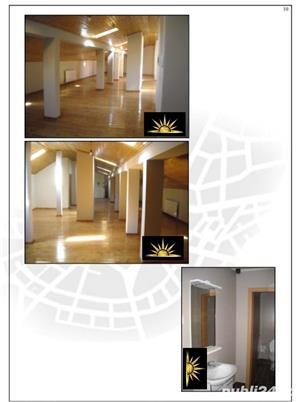 Central,BL Carol 1, 275mp , Birouri , Stradal  - imagine 7