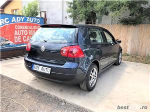 VW GOLF 5 -1,4 Benzina  - RATE FIXE , EGALE , FARA AVANS , EURO 4 , CLIMA  - imagine 3