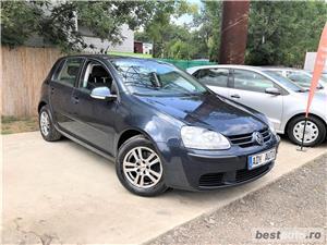 VW GOLF 5 -1,4 Benzina  - RATE FIXE , EGALE , FARA AVANS , EURO 4 , CLIMA  - imagine 2