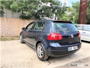 VW GOLF 5 -1,4 Benzina  - RATE FIXE , EGALE , FARA AVANS , EURO 4 , CLIMA  - imagine 4