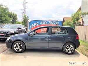 VW GOLF 5 -1,4 Benzina  - RATE FIXE , EGALE , FARA AVANS , EURO 4 , CLIMA  - imagine 9