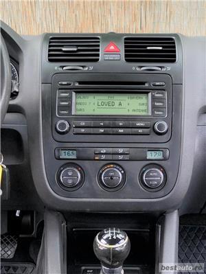 VW GOLF 5 -1,4 Benzina  - RATE FIXE , EGALE , FARA AVANS , EURO 4 , CLIMA  - imagine 14