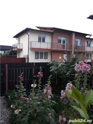PF-Apartament decomandat,4 camere,108mp+12mp balcoane si gradina 100mp, finisat,in Terra - imagine 10