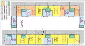 Dezvoltator penthouse 4 cam 2 bai etaj 2 la alb conf 1 decomandat 87+49 mp - imagine 10