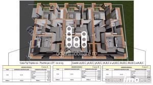 Casa triplex in Selimbar la pret de Apartament - imagine 17