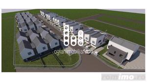 Casa triplex in Selimbar la pret de Apartament - imagine 11