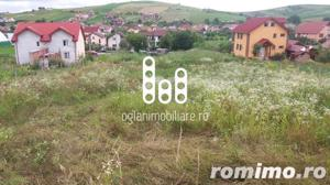 Teren Intravilan de vanzare 3400 mp Sura Mare Sibiu - imagine 2