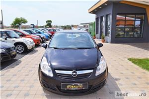 Opel Corsa AN:2008=avans 0 % rate fixe aprobarea creditului in 2 ore=autohaus vindem si in rate - imagine 3