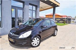 Opel Corsa AN:2008=avans 0 % rate fixe aprobarea creditului in 2 ore=autohaus vindem si in rate - imagine 1