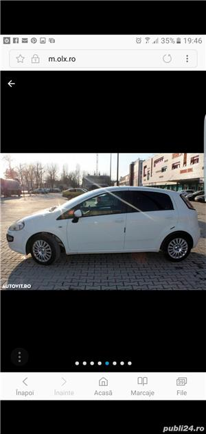 Fiat Punto Evo - imagine 5