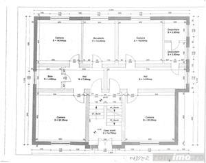 CASA cu 4 APARTAMENTE, D+P+1E, COMPLEXUL STUDENTESC str. CARAS 10 - imagine 12