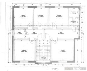 CASA cu 4 APARTAMENTE, D+P+1E, COMPLEXUL STUDENTESC str. CARAS 10 - imagine 11