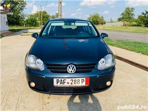 *Rate*Vw Golf GOAL, 1.9 TDI, Xenon, Navi, an 2007 - imagine 3