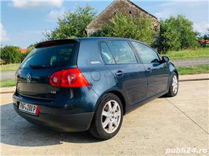 *Rate*Vw Golf GOAL, 1.9 TDI, Xenon, Navi, an 2007 - imagine 7