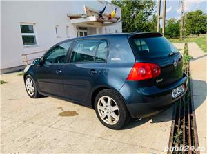 *Rate*Vw Golf GOAL, 1.9 TDI, Xenon, Navi, an 2007 - imagine 8
