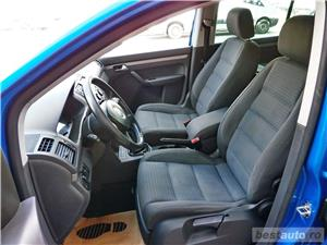 VW TOURAN 7 LOCURI - 2.0 TDI - 140 C.P. - EURO 4 - vanzare in RATE FIXE cu avans 0%. - imagine 13