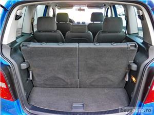 VW TOURAN 7 LOCURI - 2.0 TDI - 140 C.P. - EURO 4 - vanzare in RATE FIXE cu avans 0%. - imagine 15