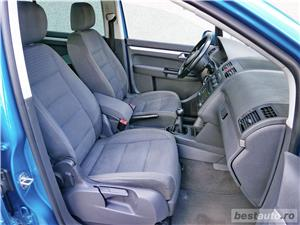 VW TOURAN 7 LOCURI - 2.0 TDI - 140 C.P. - EURO 4 - vanzare in RATE FIXE cu avans 0%. - imagine 17