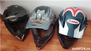 Casti motocicleta  - imagine 5