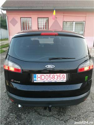 Ford S Max*Af. 2010*Full*1.8 Tdci*6 Trepte*Euro 5! - imagine 5