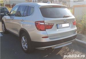 BMW X3 xDrive20d 184CP F25 2011 - imagine 4