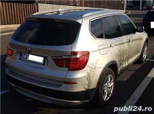 BMW X3 xDrive20d 184CP F25 2011 - imagine 3
