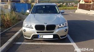 BMW X3 xDrive20d 184CP F25 2011 - imagine 10