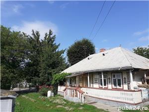 Teren 44 ari cu casa batraneasca in Scheia - imagine 7