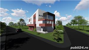 Cladire de birouri 535 mp zona centrala + parcare privata - imagine 1