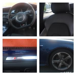 Audi A4 pachet Sline interior exterior - imagine 5