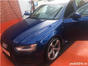 Audi A4 pachet Sline interior exterior - imagine 1