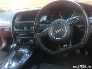 Audi A4 pachet Sline interior exterior - imagine 3