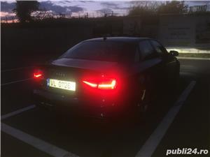 Audi A4 pachet Sline interior exterior - imagine 6