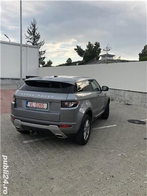 Land Rover Evoque  - imagine 3