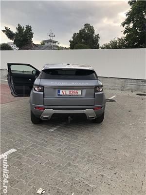 Land Rover Evoque  - imagine 2