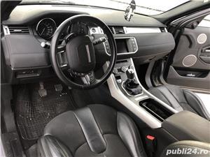 Land Rover Evoque  - imagine 4