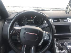 Land Rover Evoque  - imagine 7