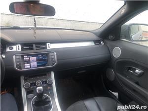 Land Rover Evoque  - imagine 5