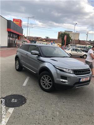 Land Rover Evoque  - imagine 8